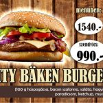 City baken burger